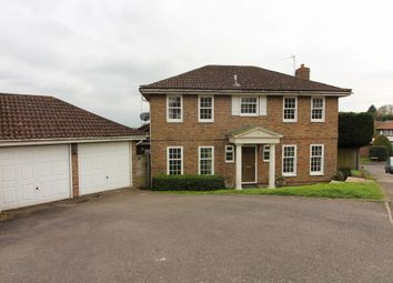 Thumbnail 4 bedroom detached house to rent in Melksham Close, Lower Earley, Reading