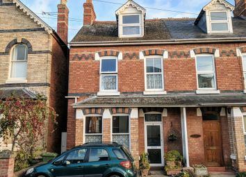 Thumbnail 3 bed semi-detached house for sale in Nelson Street, Hereford