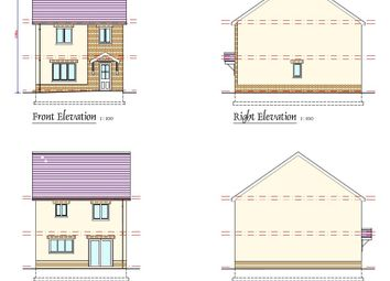 Thumbnail 3 bed detached house for sale in Land Adj Cae Llwyni, Sarnau, Llandysul