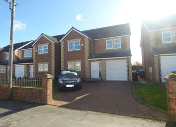 Thumbnail 4 bedroom detached house for sale in Witton Villas, Sacriston, Durham