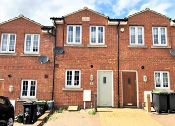 Thumbnail 2 bed terraced house for sale in East Grove, Rushden