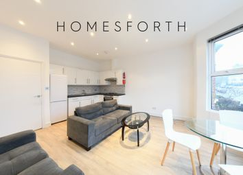 Thumbnail 3 bed flat to rent in Minster Road, West Hampstead