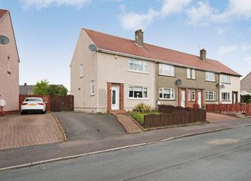Thumbnail 3 bed semi-detached house for sale in Millhill Avenue, Kilmaurs, Kilmarnock, East Ayrshire