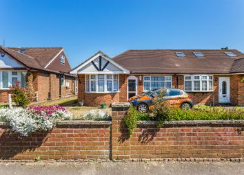 Thumbnail 4 bed semi-detached bungalow for sale in Nutcroft Grove, Leatherhead