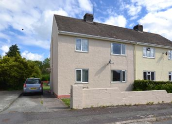 Thumbnail 3 bed semi-detached house for sale in Greenway, Hook, Haverfordwest