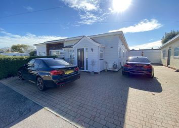 Thumbnail 3 bed bungalow for sale in Harold Close, Pevensey, East Sussex