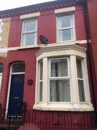 Thumbnail 2 bed terraced house to rent in Aspen Grove, Toxteth, Liverpool