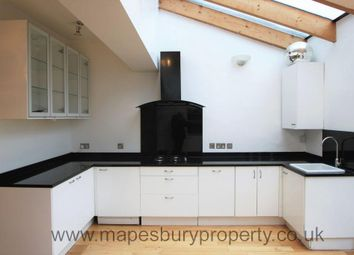 Thumbnail 3 bedroom terraced house to rent in Hamilton Road, Willesden Green