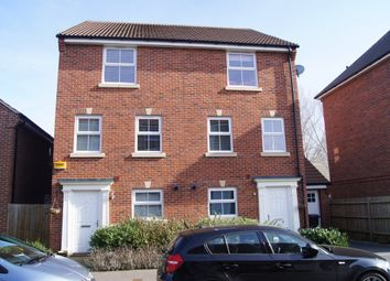 Thumbnail 4 bed town house to rent in Walsh Road, Bramley, Tadley
