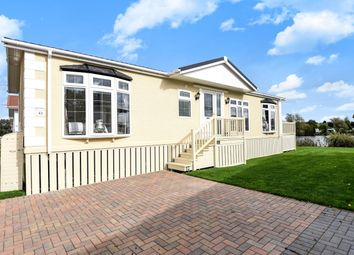 Thumbnail 2 bed mobile/park home for sale in Waters View, Yarwell