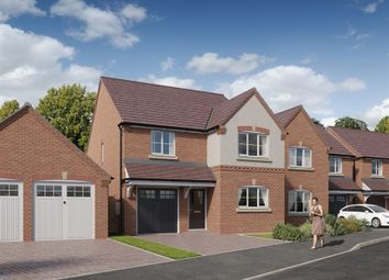 Thumbnail 4 bedroom detached house for sale in Keepers Cross, Tividale, Oldbury