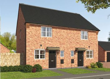 Thumbnail 2 bed detached house for sale in The Hurst, Pleasley, Mansfield