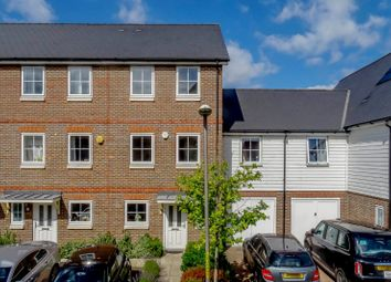 Campion Square, Dunton Green, Sevenoaks, Kent TN14. 5 bed terraced house for sale