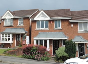 Thumbnail 3 bed end terrace house to rent in Ironbridge Drive, Silverdale, Newcastle Under Lyme