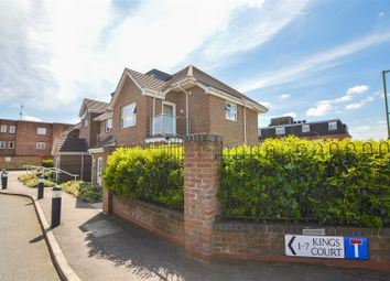 Thumbnail 2 bed flat for sale in Kings Court, Alexander Road, London Colney