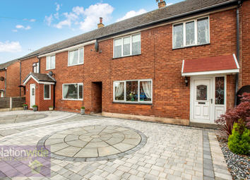 Thumbnail 3 bed terraced house for sale in Pear Tree Road, Croston, Leyland