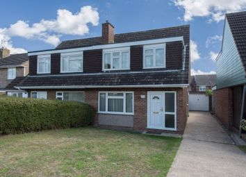 Thumbnail 3 bed semi-detached house for sale in Salisbury Road, Canterbury
