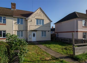 Thumbnail 3 bed semi-detached house for sale in Redbourn Close, Scunthorpe, Lincolnshire