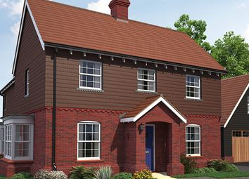 Thumbnail 4 bedroom detached house for sale in Chain Hill Road, Wantage, Oxfordshire