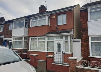Thumbnail 3 bedroom semi-detached house to rent in St Ives Road, Leicester, Leicester