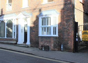 Thumbnail 2 bed flat for sale in Tilehouse Street, Hitchin, Hertfordshire