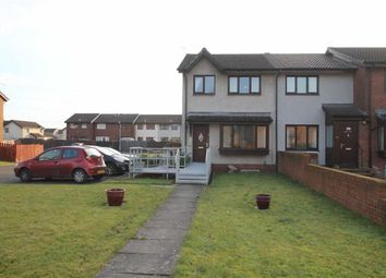 Thumbnail 3 bed end terrace house for sale in Anchor Avenue, Paisley, Renfrewshire
