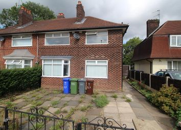 Thumbnail 3 bed end terrace house to rent in Hollyhedge Road, Manchester
