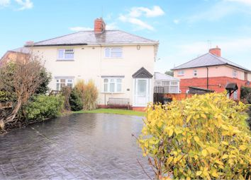 Thumbnail 2 bed semi-detached house for sale in Worcester Road, Dudley