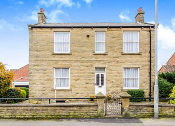 Thumbnail 4 bed detached house for sale in Wesley Street, Ossett