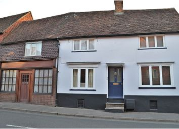 Thumbnail 3 bed cottage for sale in Petworth Road, Haslemere