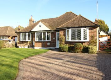 Thumbnail 5 bed detached bungalow for sale in Ashtead Woods Road, Ashtead