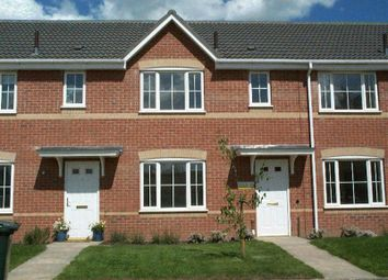 Thumbnail 3 bedroom terraced house to rent in Rodyard Way, Parkside, Coventry, West Midlands