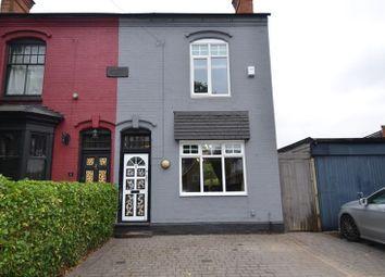 Thumbnail 3 bed semi-detached house for sale in Avenue Road, Kings Heath, Birmingham