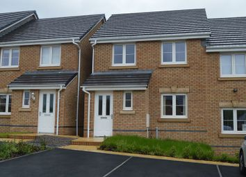 Thumbnail 3 bed semi-detached house to rent in Clos Yr Eryr, Coity, Bridgend