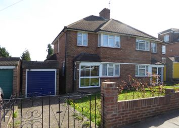 Thumbnail 3 bed semi-detached house for sale in Rawlins Close, South Croydon, Surrey