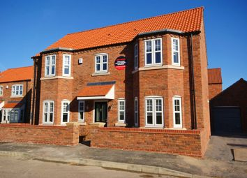 Thumbnail 4 bed detached house for sale in The Runswick, Lakeside, Waddington