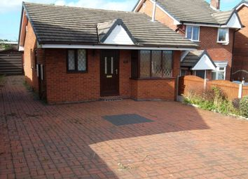 Thumbnail 2 bed detached bungalow for sale in Dunwood Drive, Burslem, Stoke On Trent