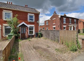 Thumbnail 2 bed end terrace house for sale in Ipswich Road, Long Stratton, Norwich