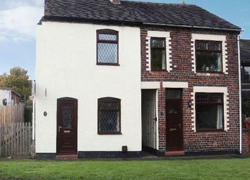 Thumbnail 2 bed semi-detached house to rent in Racecourse, Silverdale, Newcastle-Under-Lyme