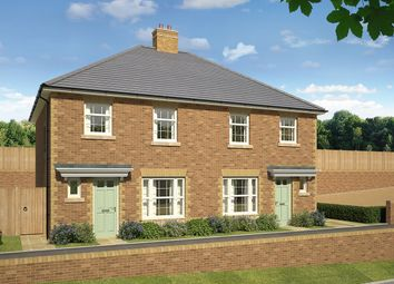 "Thumbnail 3 bedroom semi-detached house for sale in ""Hanover"" at James Whatman Way, Maidstone"