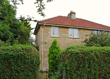 Thumbnail 3 bed semi-detached house for sale in Roundhill Grove, Southdown, Bath