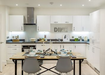 Thumbnail 3 bedroom flat for sale in Sutherland Road, London