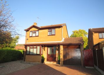 Thumbnail 3 bed detached house for sale in Rossendale Drive, Barton Seagrave, Kettering