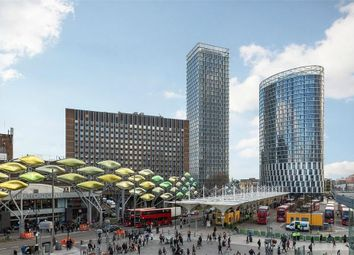 Thumbnail 2 bed flat to rent in Stratosphere Tower, 55 Great Eastern Rd, Stratford, London