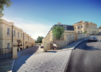 Thumbnail 1 bedroom flat for sale in Lansdown Road, Bath