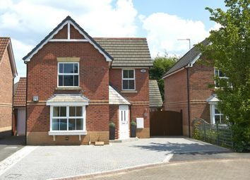 Thumbnail 3 bed detached house for sale in Poynton Close, Grappenhall, Warrington