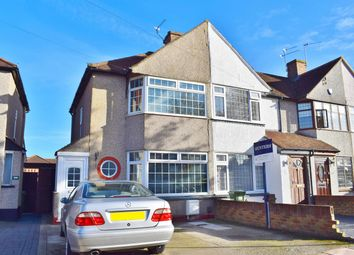 Thumbnail 2 bedroom end terrace house for sale in Burns Avenue, Sidcup, Kent
