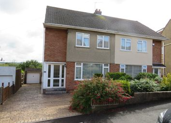 Thumbnail 3 bed semi-detached house for sale in Stanhope Road, Longwell Green, Bristol