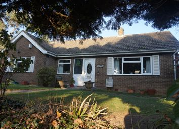 Thumbnail 3 bed detached bungalow for sale in Tamworth Road, Polesworth, Tamworth