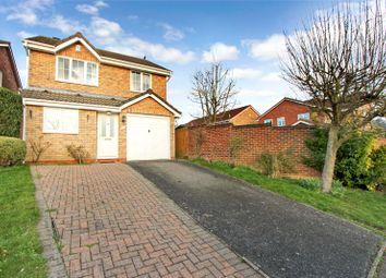 Brecon Way, Hinchingbrooke Park, Huntingdon, Cambridgeshire PE29. 3 bed detached house for sale